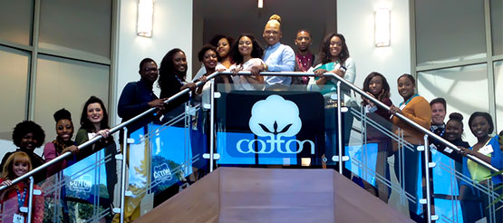 Cotton Incorporated Headquarters Tour
