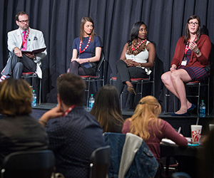 Retail-industry leaders share leadership lessons with MSU students