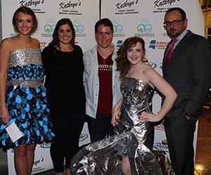 MSU students win at State fashion event